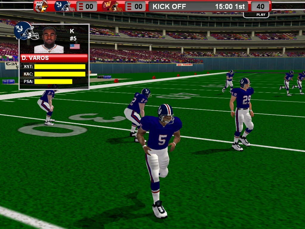 football games for pc