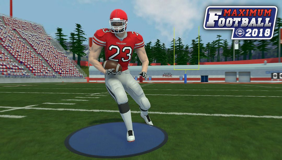 Maximum Football 2018 Available Now!